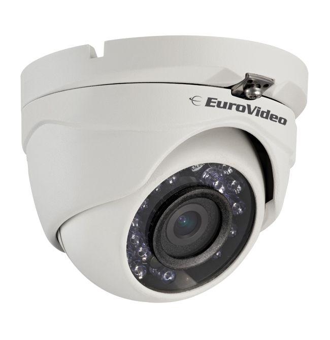 EVC-TV-DV1080PAK kültéri dome kamera